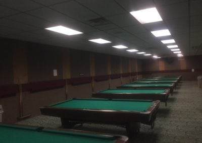 Pool Tables - Before